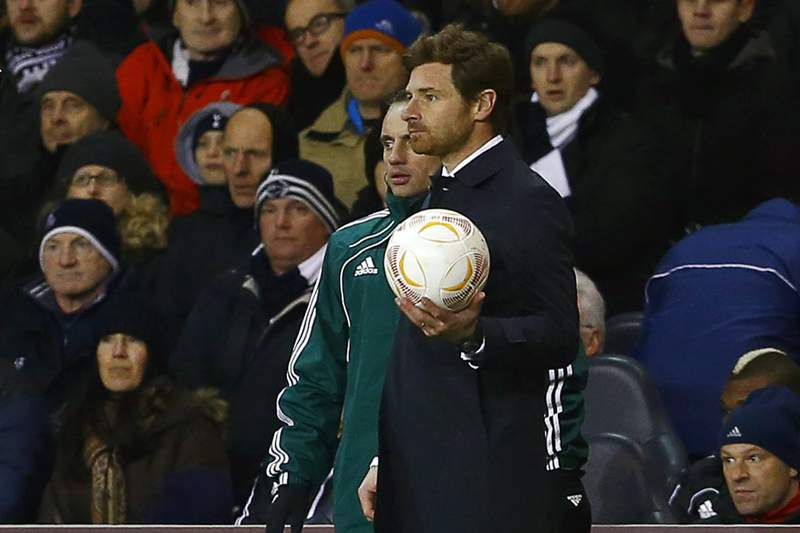 Villas-Boas assume que Tottenham tem de jogar melhor