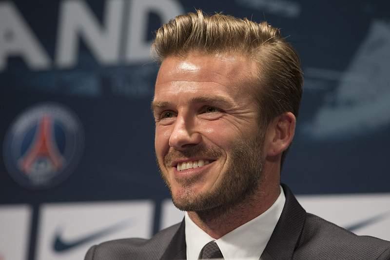 Beckham chegou há menos de um mês ao PSG e já é desejado na China