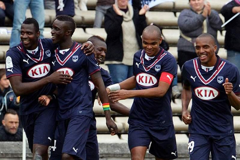 Bordéus goleia Guingamp por 5-1