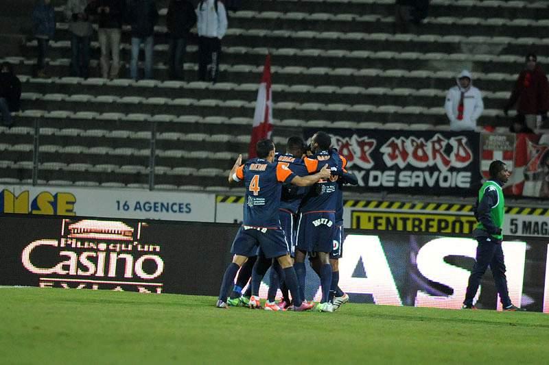 Montpellier continua a recuperar e já é sexto em França