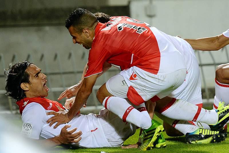 AS Mónaco começa Liga francesa a ganhar