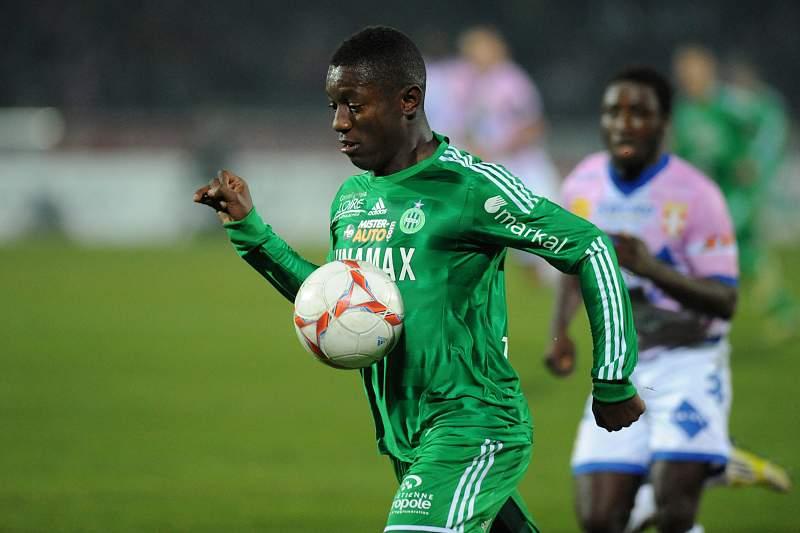 Saint-Etiénne empata em casa frente ao Rennes