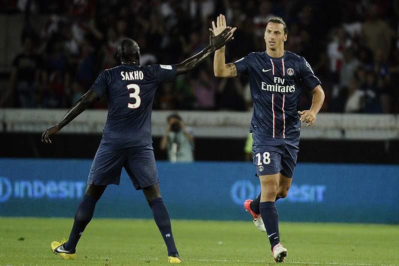 Ibrahimovic salva PSG de derrota