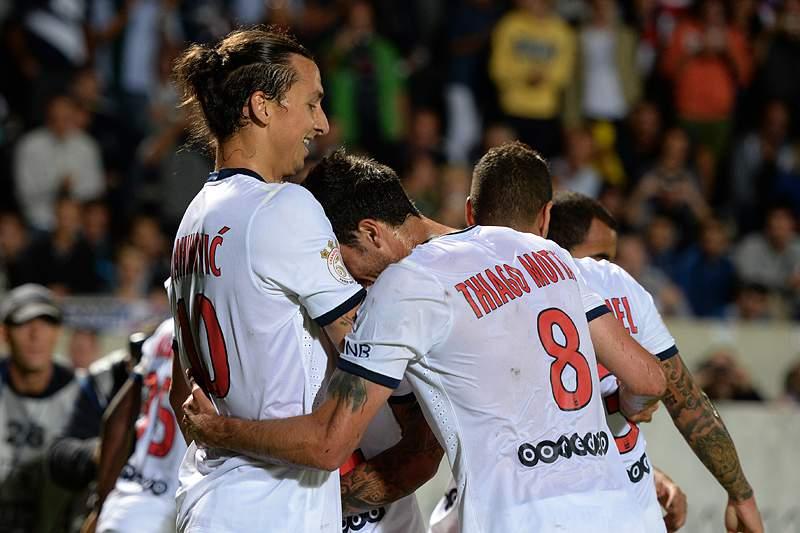 Paris Saint-Germain assume liderança provisória