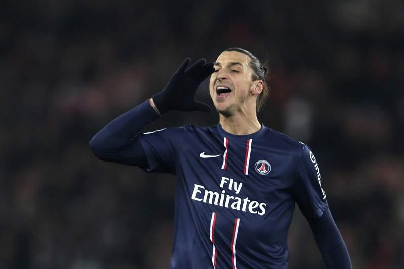 Ibrahimovic de luxo no triunfo do PSG