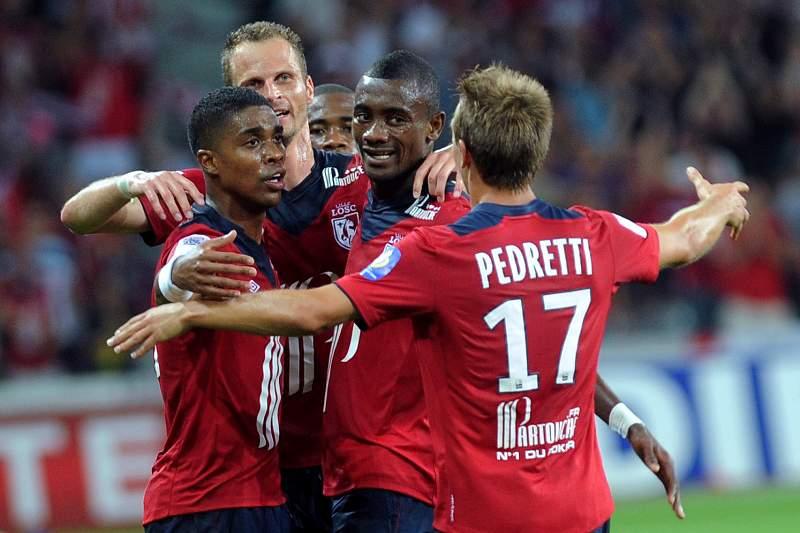 Lille estreia novo estádio com empate frente ao Nancy