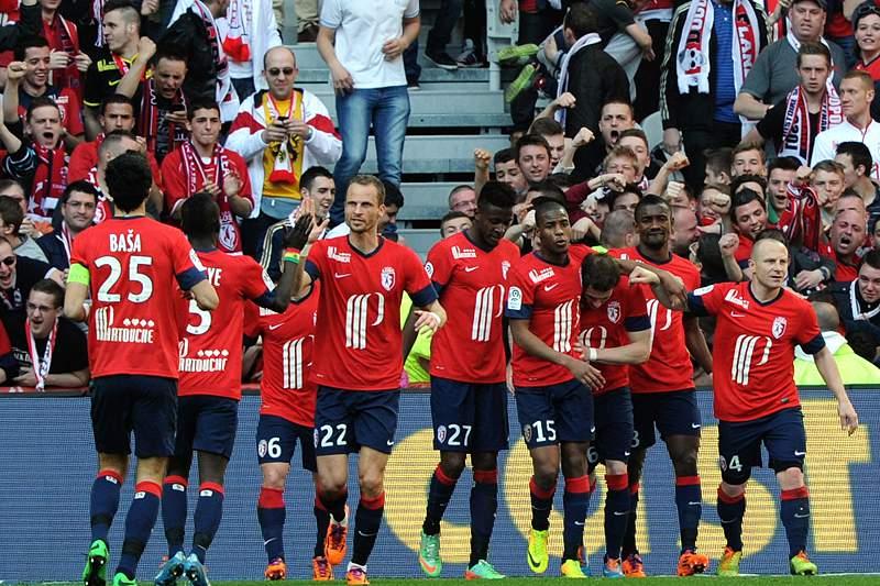 Lille ganha e pressiona Mónaco