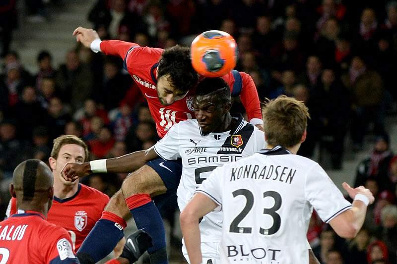 Lille cede empate em casa com o Rennes 1-1