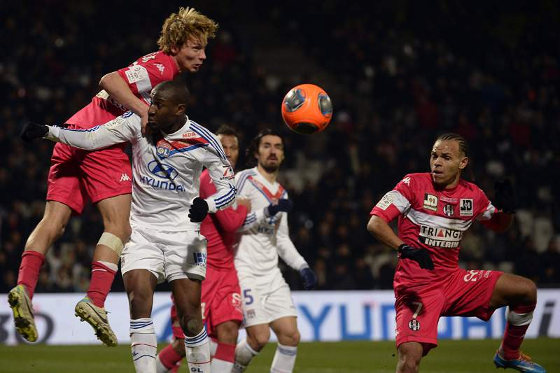 Lyon e Toulouse empatam no fecho da 16.ª jornada