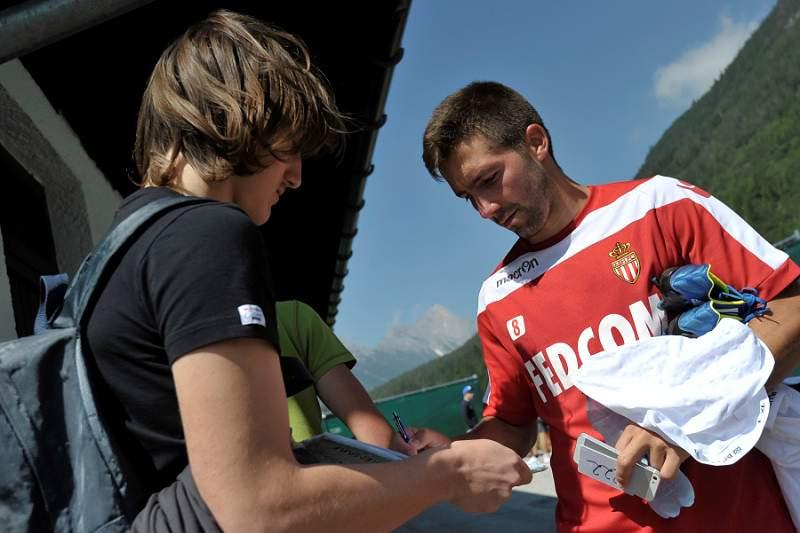 João Moutinho faz uma assistência na vitória do Mónaco
