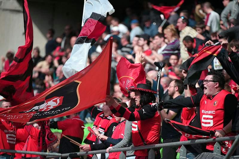 Rennes foge aos lugares de despromoção