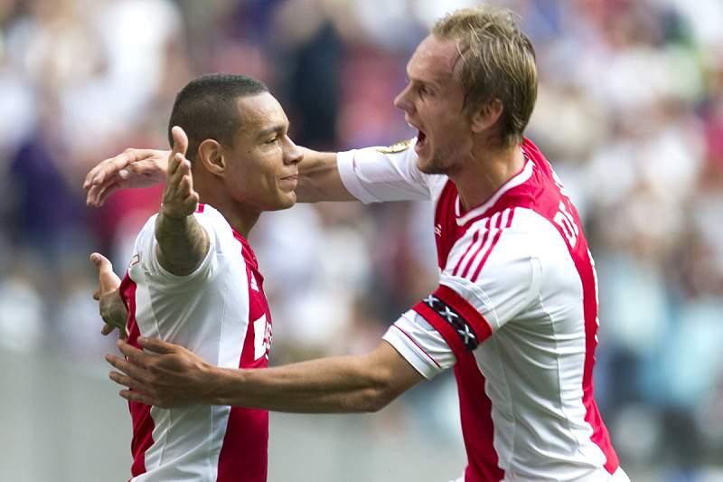 Van der Wiel no PSG