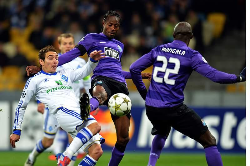 Abdoulaye na equipa titular portista