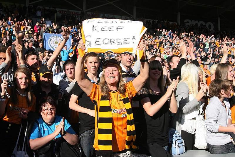 Hull City chega à sua primeira final