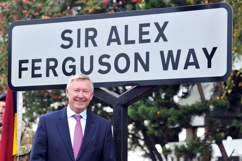 UEFA nomeia Alex Ferguson embaixador dos treinadores