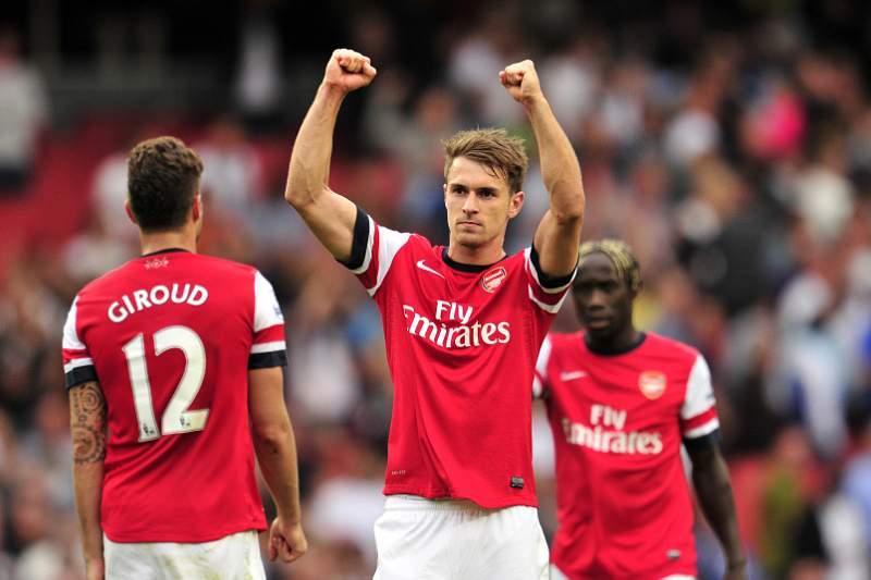 Arsenal vence Tottenham