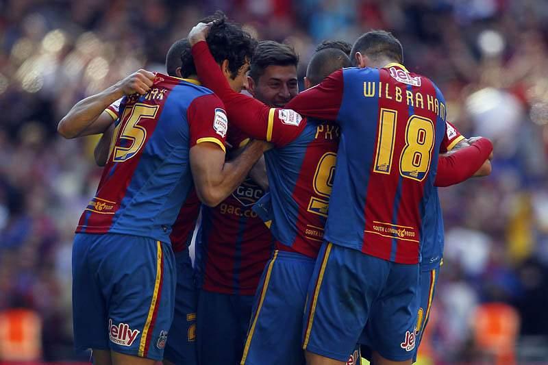 Crystal Palace sobe ao primeiro escalão do futebol inglês