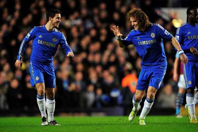 David Luiz e mais três de saída de Stamford Bridge