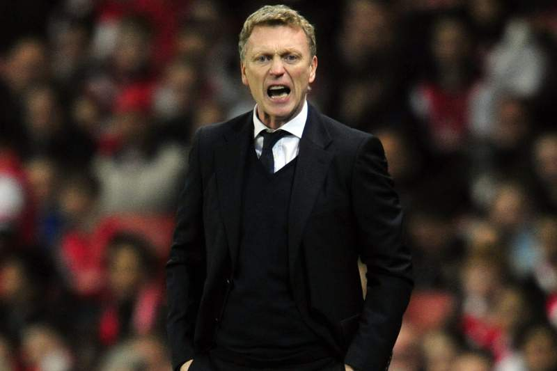 Man. United confirma David Moyes