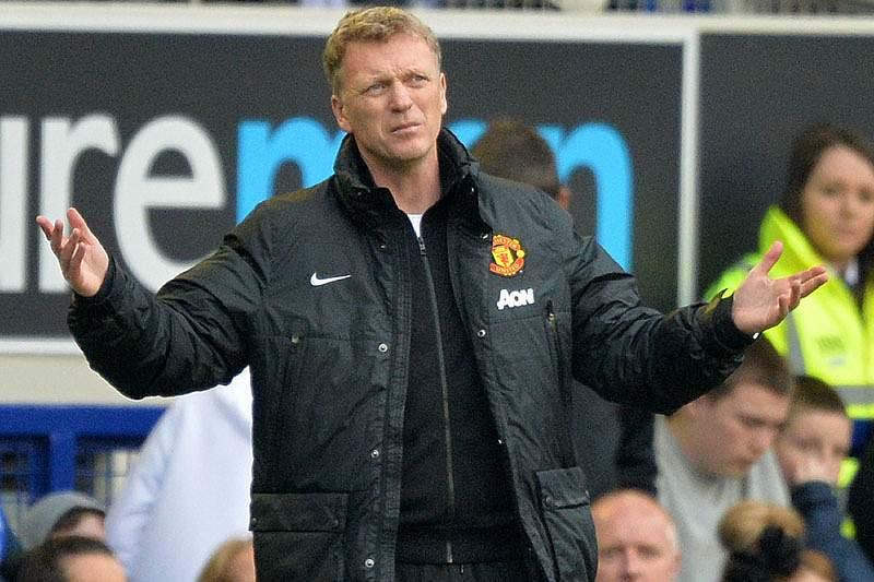 Moyes diz que esteve focado na reconstrução que o Manchester United necessita