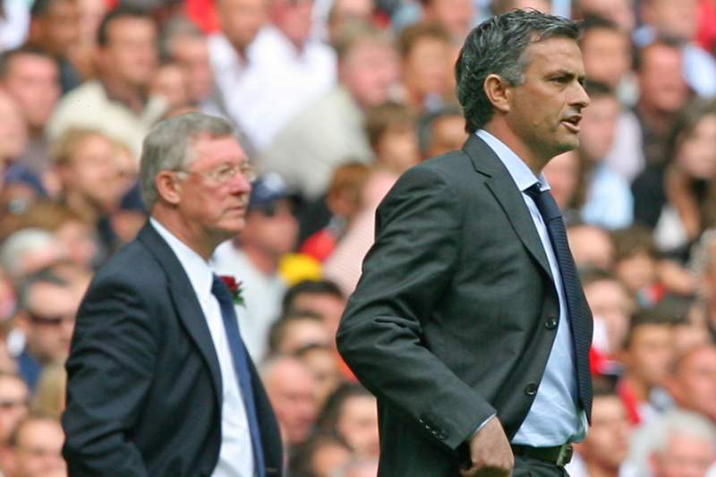 Ferguson elogia Barcelona de Guardiola e admitiu Mourinho como «ameaça potencial»