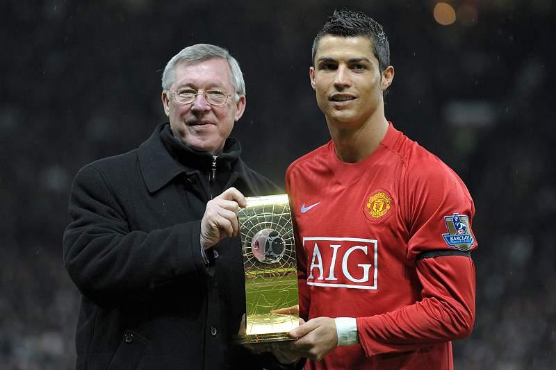 Manchester United quer Ronaldo de volta