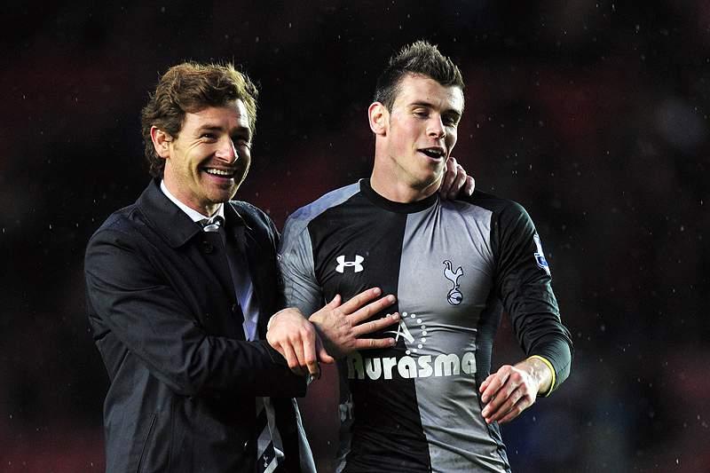 Bale e Villas-Boas são o rosto do sucesso do Tottenham