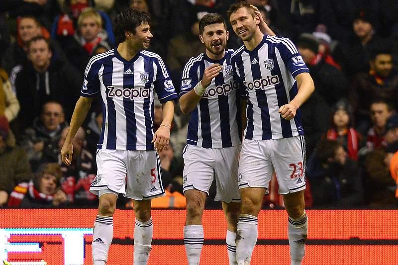 West Bromwich vence Liverpool