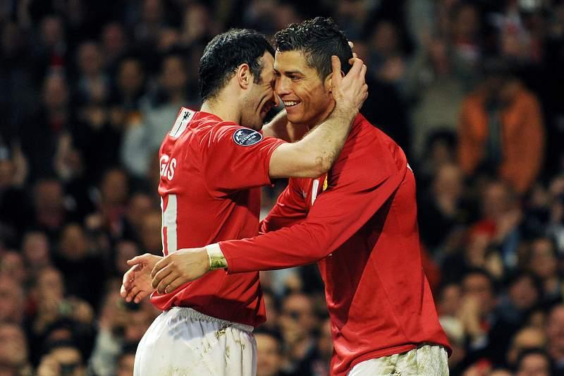 «Ronaldo é o melhor futebolista com quem joguei»