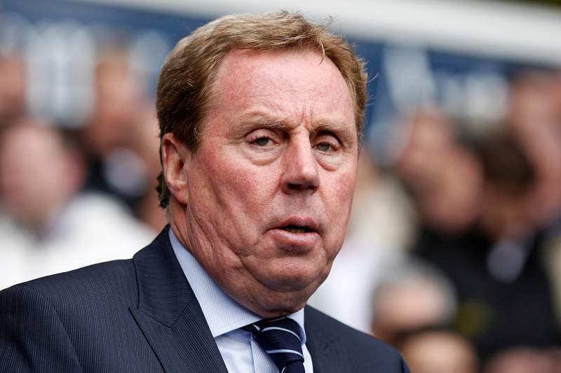 Harry Redknapp é o escolhido no QPR