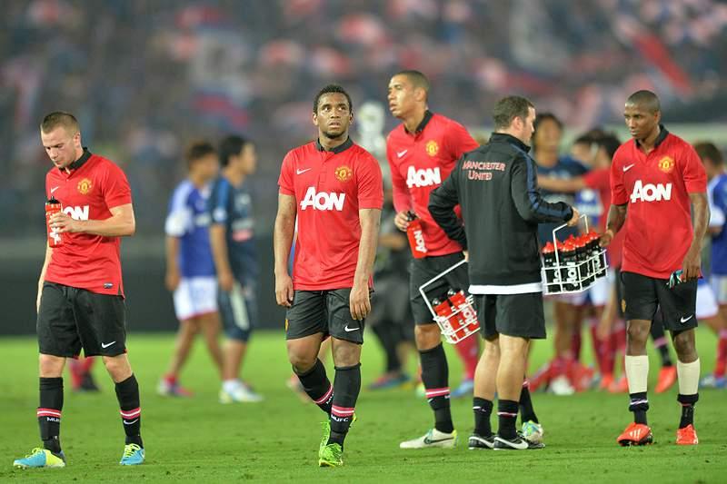 Manchester United perde particular no Japão