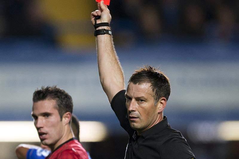 Chelsea apresenta queixa do árbitro por «linguaguem inapropriada»