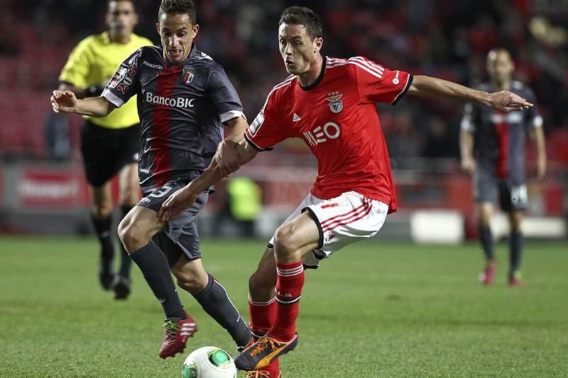 «O meu sonho é ser campeão no Benfica»