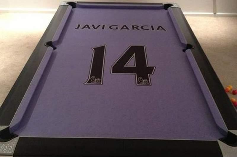 A nova extravagância de Javi Garcia