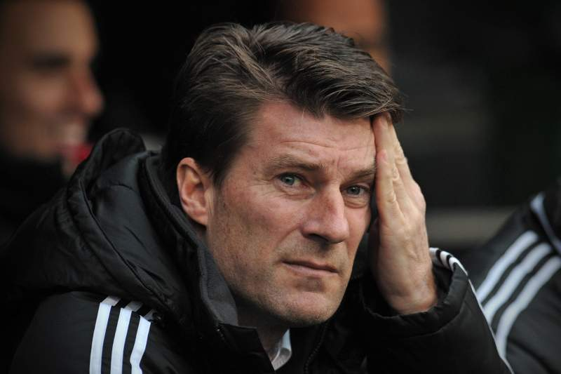 Michael Laudrup despedido do Swansea