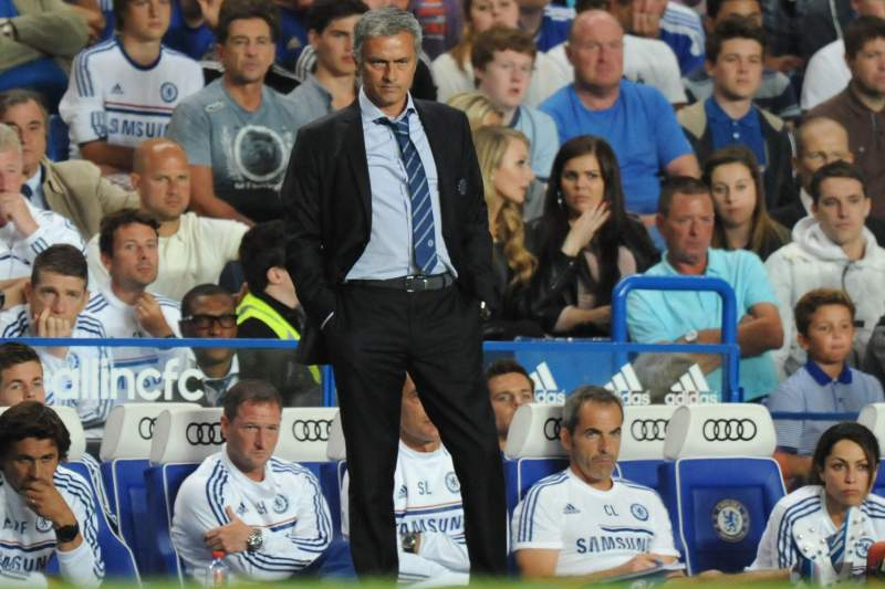 Mourinho diz não ter problemas com Manuel Pellegrini