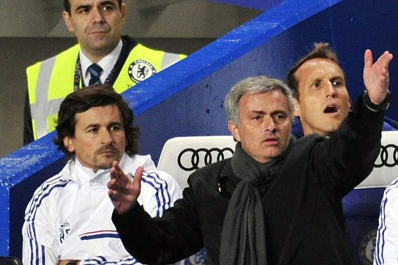 José Mourinho desgastado com ineficácia do Chelsea