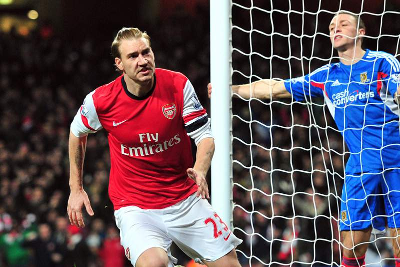 «Comigo na equipa o Arsenal não precisa de reforços»