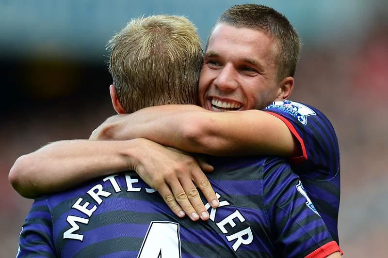 Arsenal vence 'clássico' com o Liverpool
