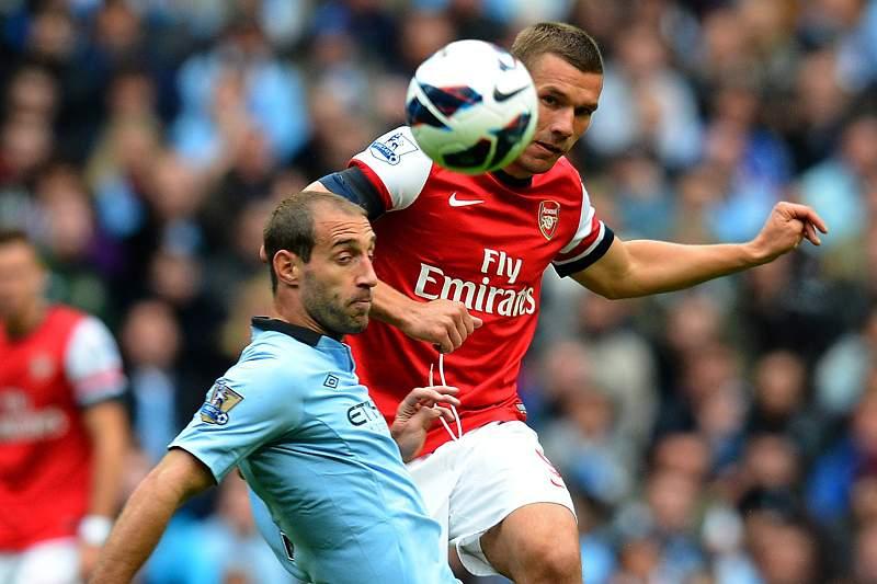 Arsenal alcança empate na casa do campeão City