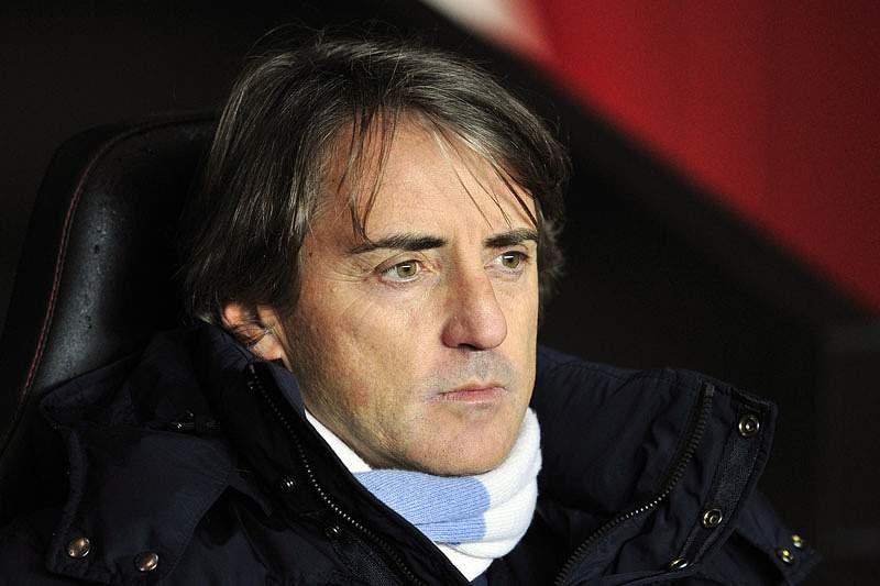 Galatasaray contratou Roberto Mancini por duas épocas