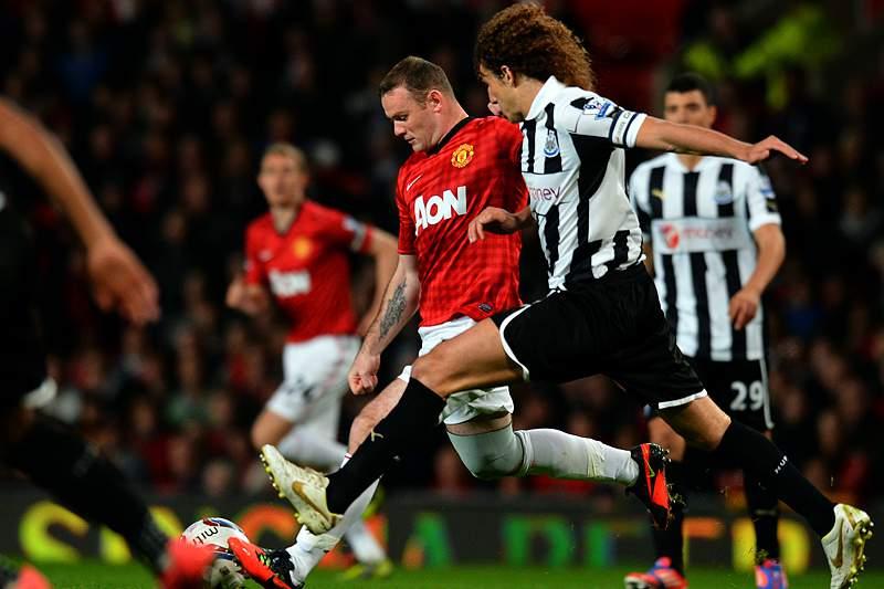 Manchester United bate Newcastle na Taça da Liga