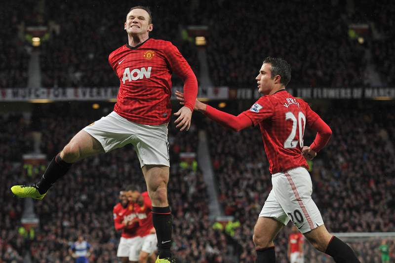 Man. United e Chelsea negoceiam Rooney