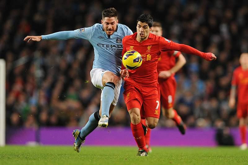 Javi Garcia com futuro incerto no Manchester City