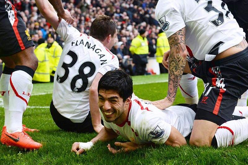 Liverpool agudiza crise do campeão United