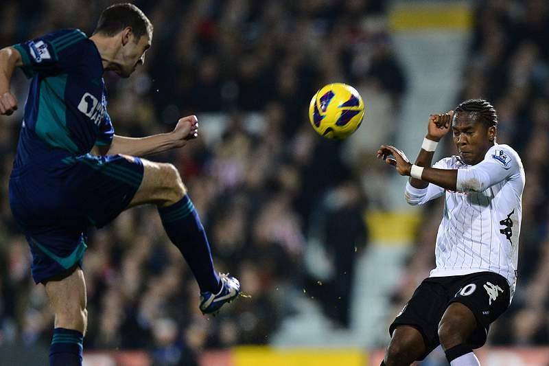 Fulham goleia Crystal Palace