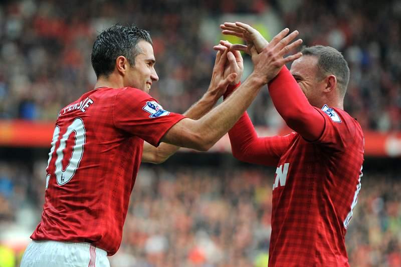 United vence em jogo com sete golos