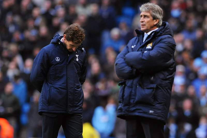 Villas-Boas humilhado pelo Manchester City
