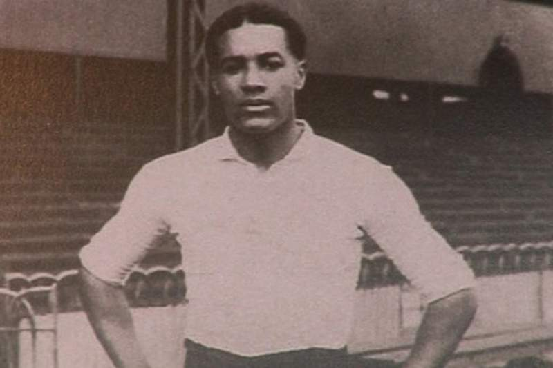 O inabalável Walter Tull, goleador e herói de guerra
