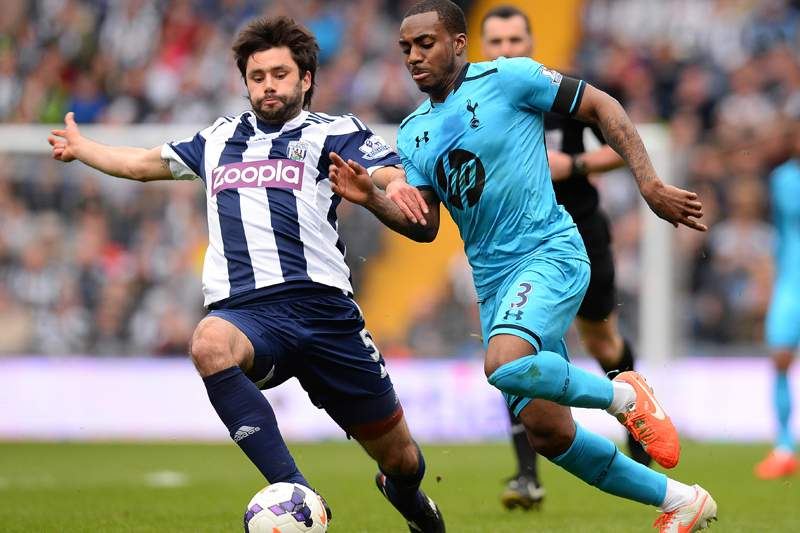 Tottenham salva-se da derrota nos descontos e vê